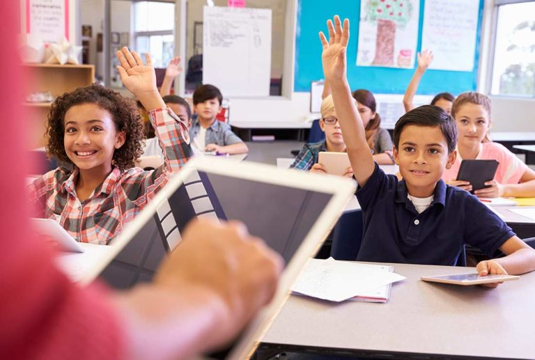 School Classroom and Campus Wi-Fi Solutions for Education and Learning