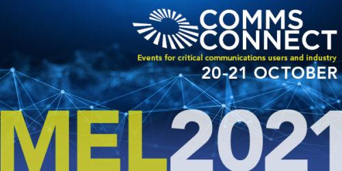 Comms Connect Melbourne 2021 Logo